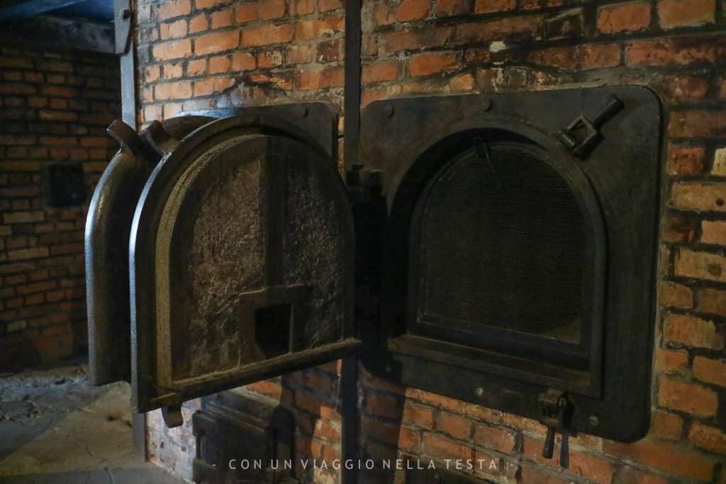 I forni crematori di Birkenau
