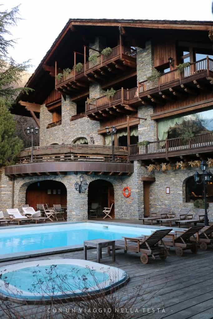 dove andare a san valentino mont blanc hotel village