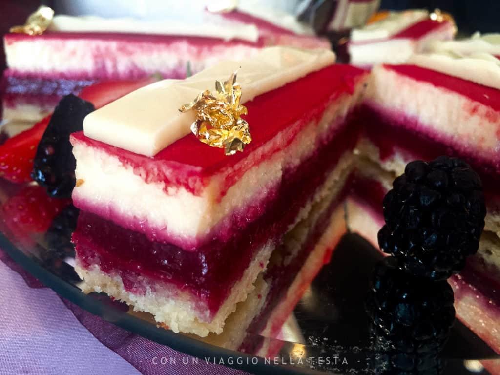Un buffet davvero golosissimi, sia dolce che salato, all'Hotel Juana per il brunch della domenica