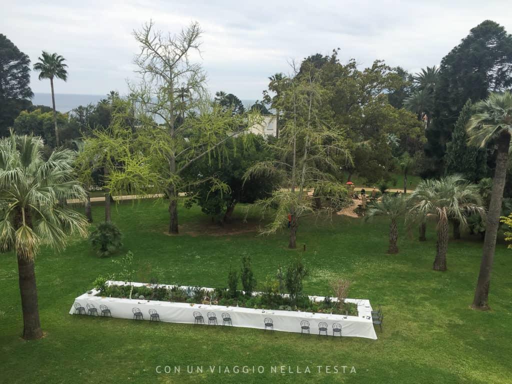 La grande tavola ha vinto il premio della stampa al Festival dei Giardini