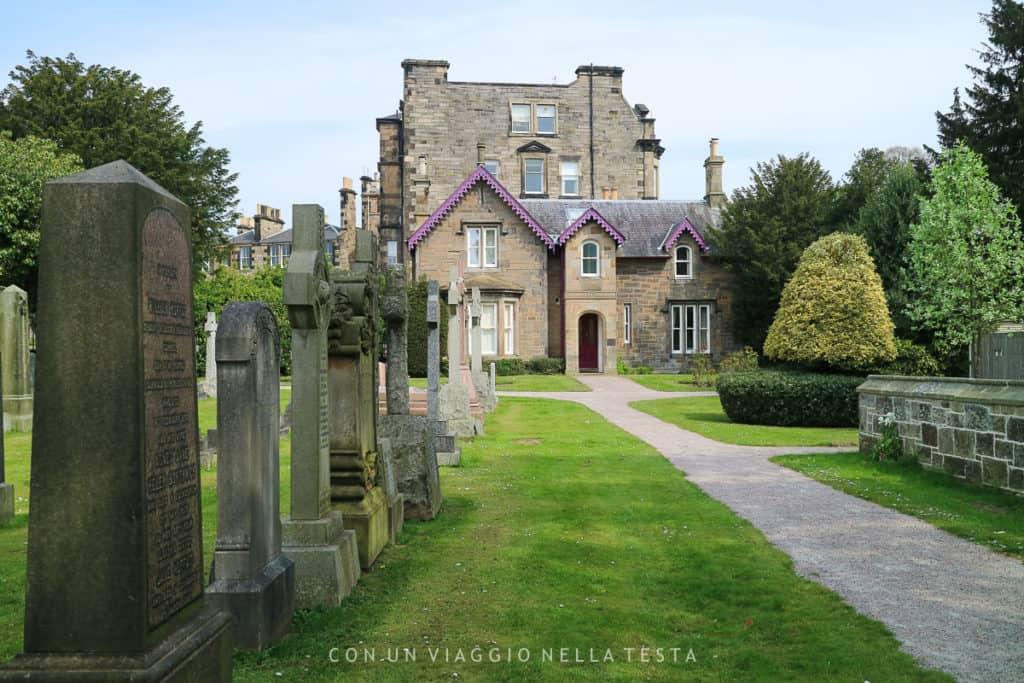 cimitero dean edimburgo