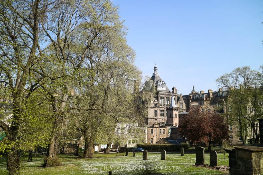 cosa fare a edimburgo: greyfriars edimburgo cimitero