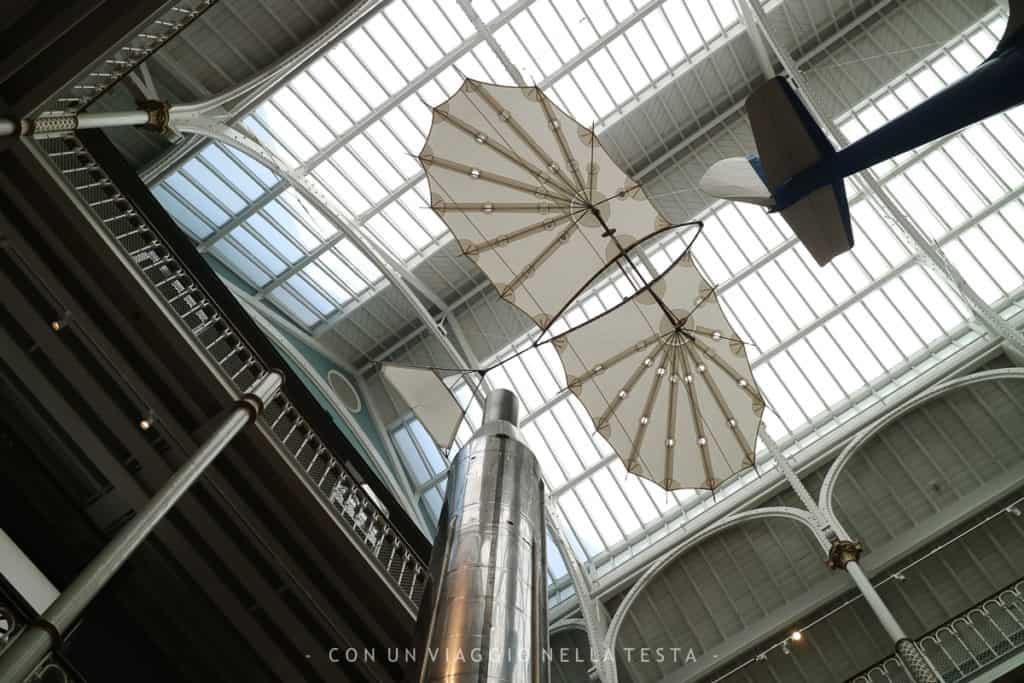Il National Museum of Scotland cosa fare a edimburgo