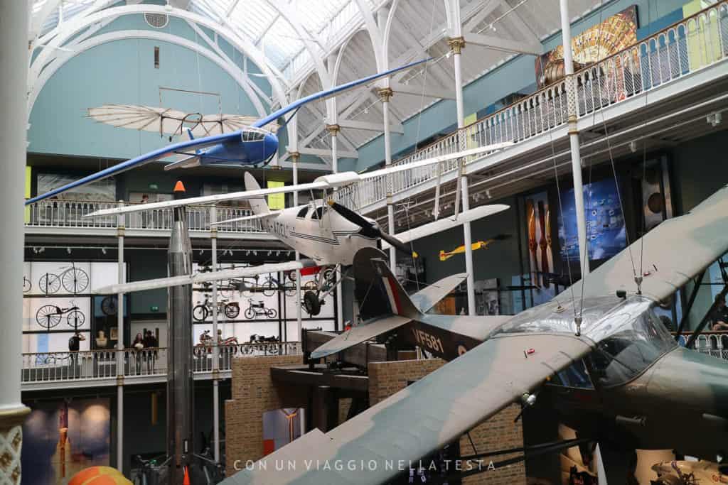 Il National Museum of Scotland cose da fare a edimburgo