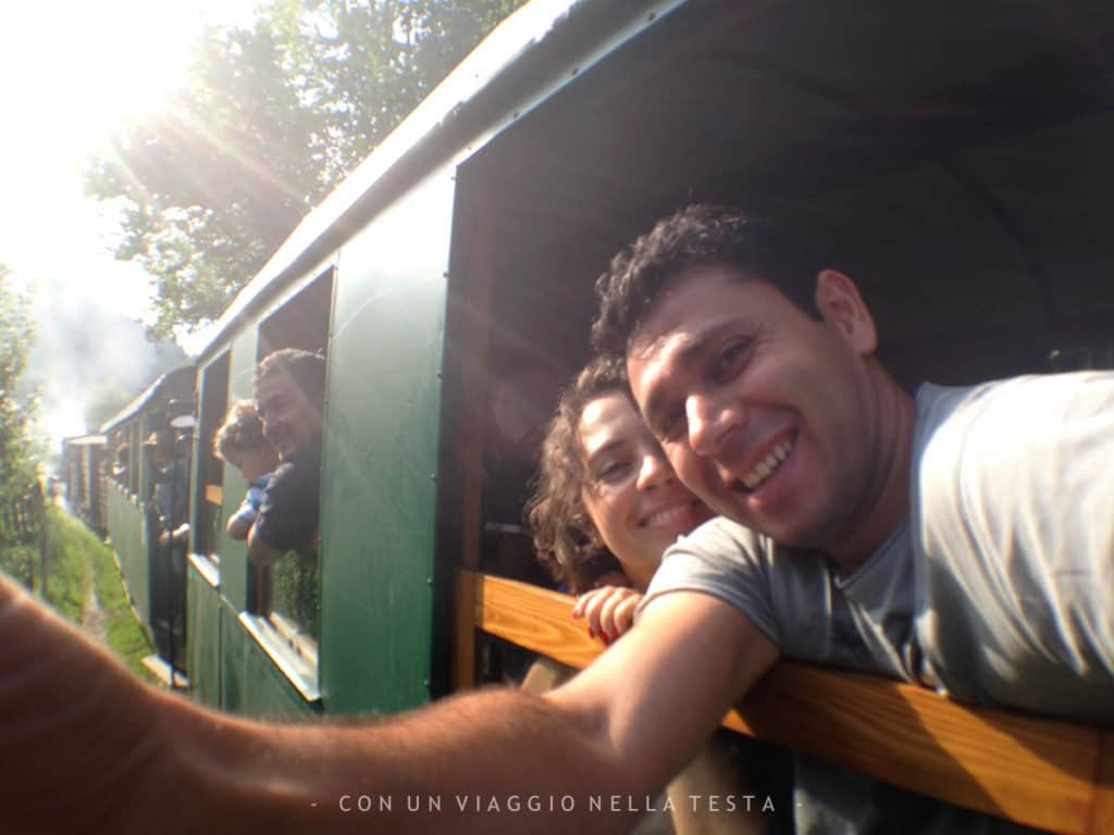 mocanita treno a vapore romania