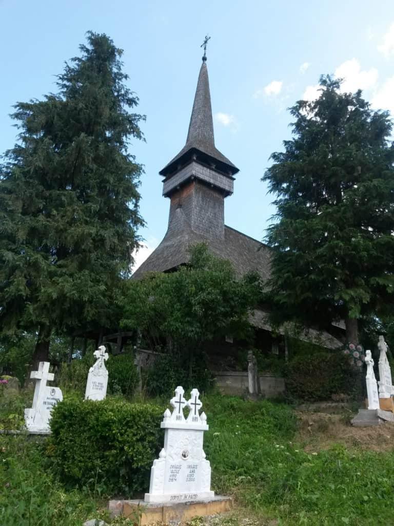 chiesa di legno maramures poienile izei