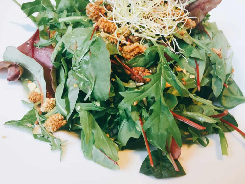 ristorante ambrosia insalata