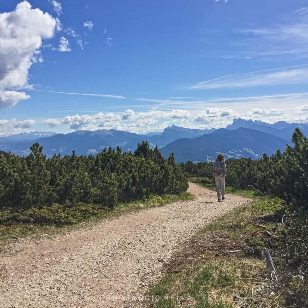 vacanze estive in Alto Adige cieloronda renon