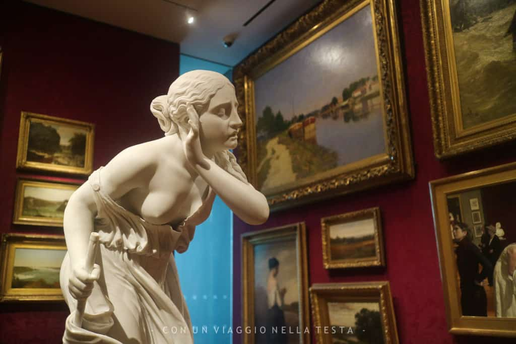 cosa vedere a boston: Il Museum of Fine Arts di Boston