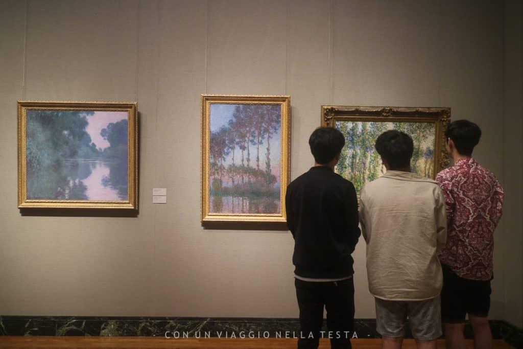 Il Museum of Fine Arts di Boston