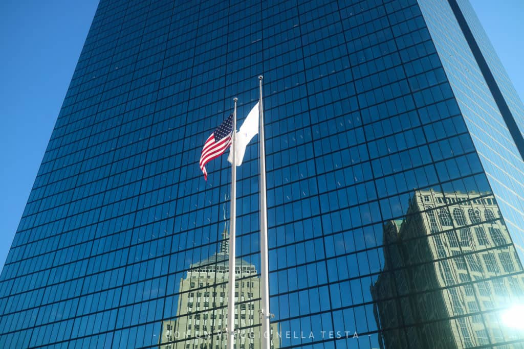 cosa vedere a boston: John Hancock Tower Boston