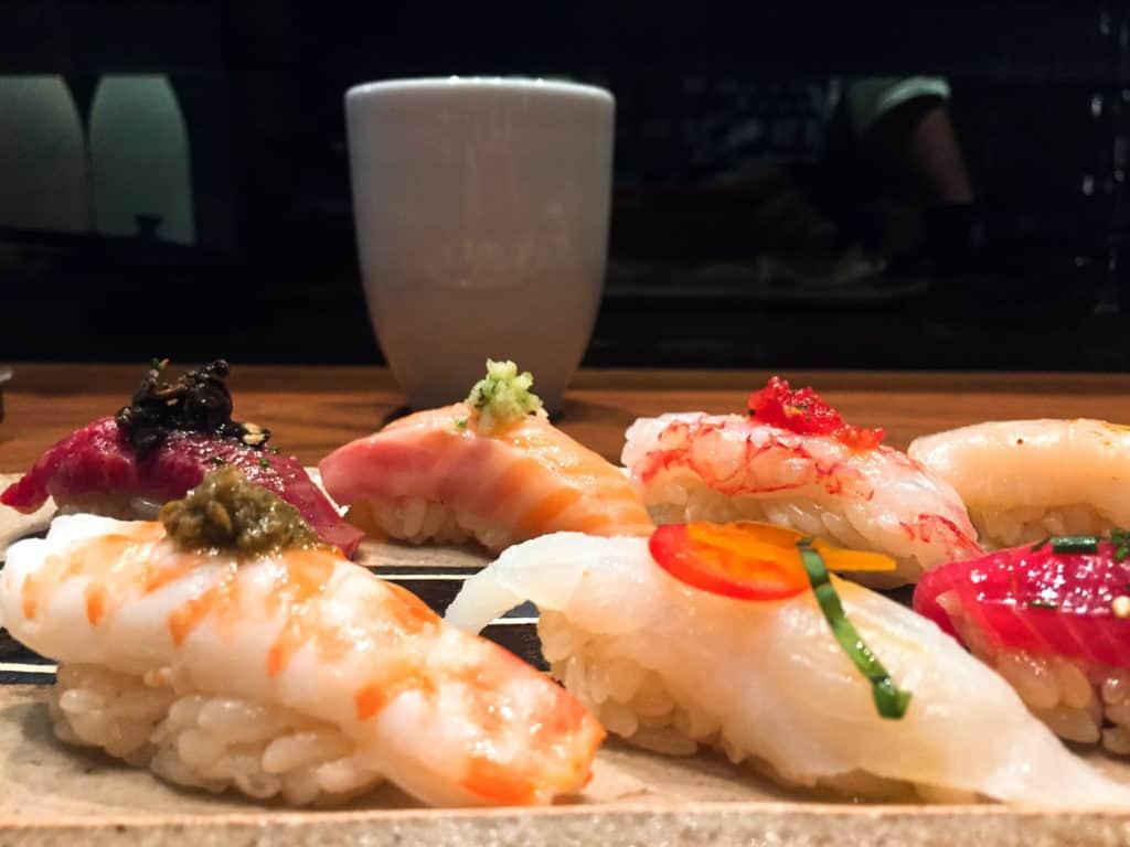 wicky's sushi