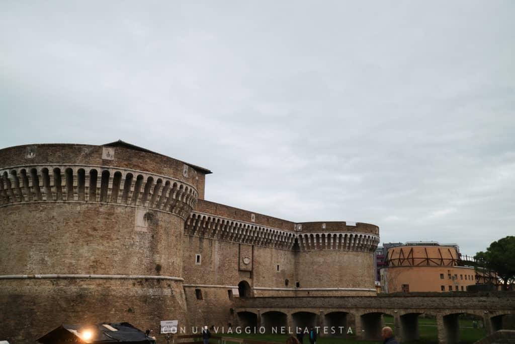 Cosa vedere a Senigallia? La Rocca Roverasca è tra i monumenti più amati