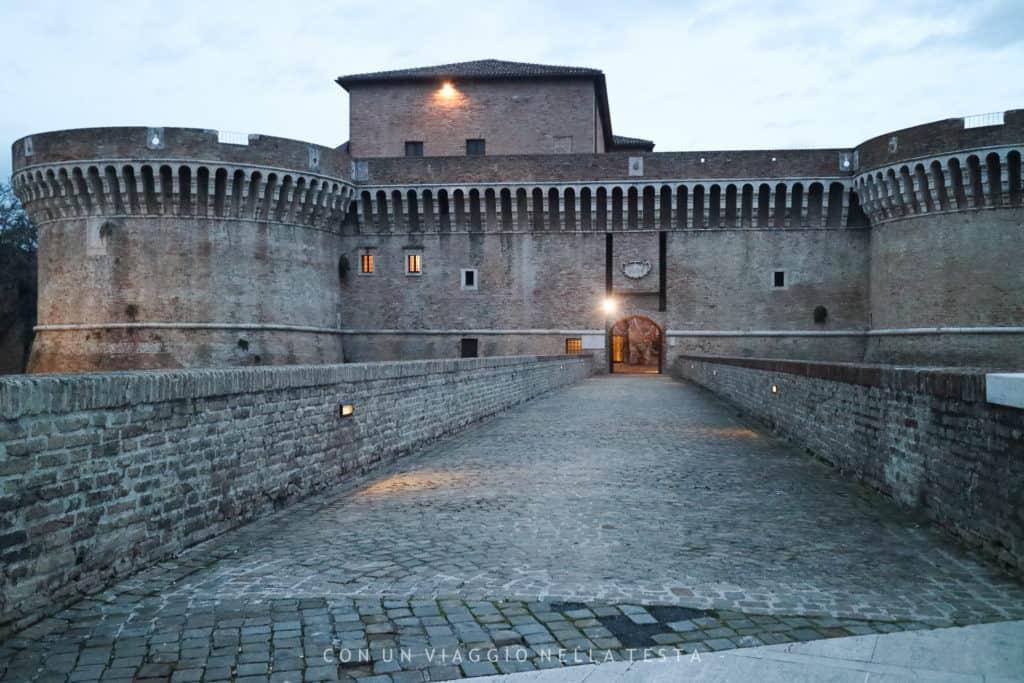 Cosa vedere a Senigallia, la Rocca Roverasca