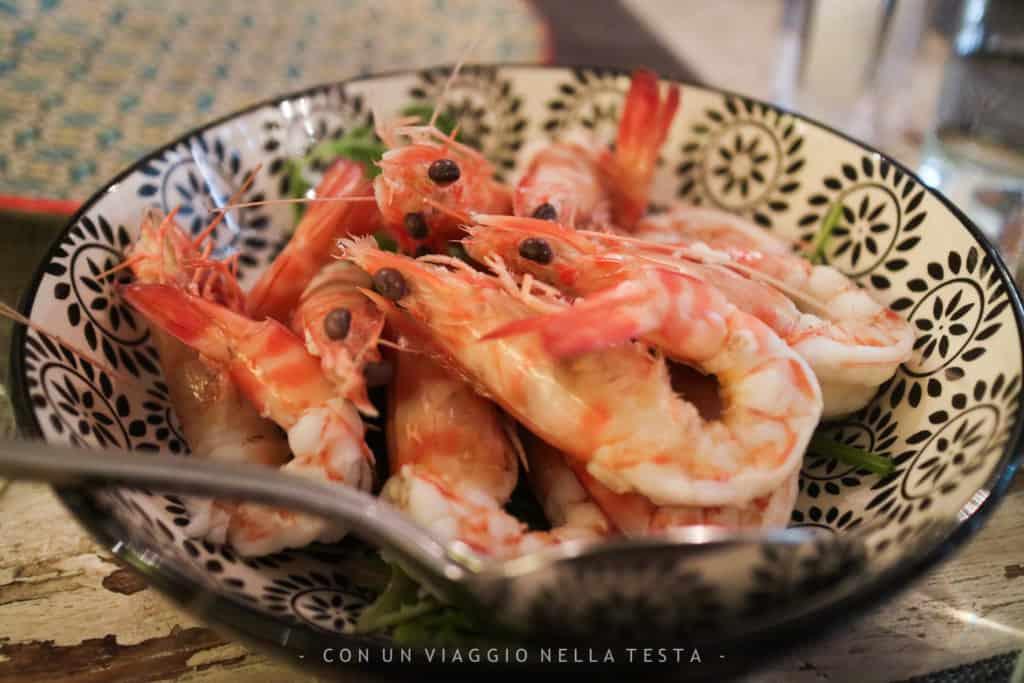 mangiare pesce a senigallia la taverna del porto