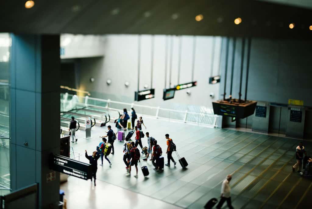 valigia light aeroporto