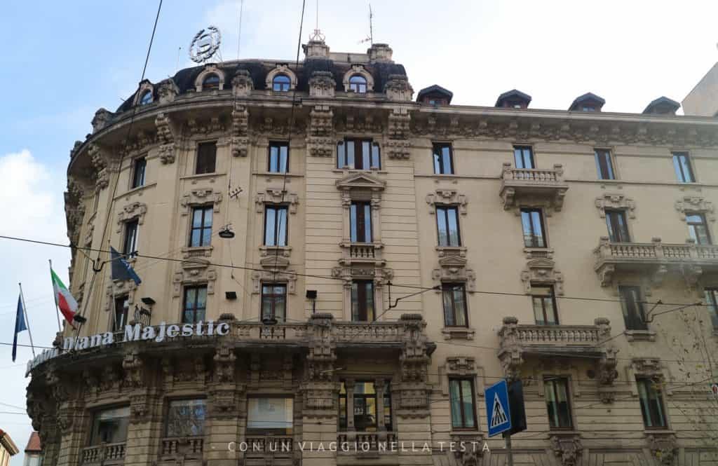 milano liberty- hotel diana