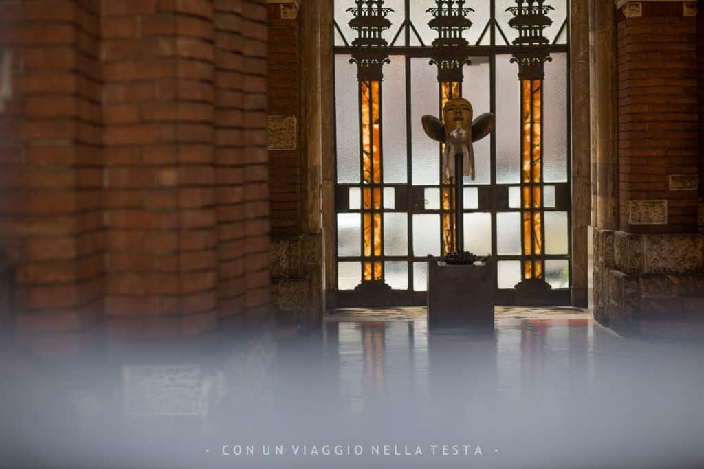 La scultura di Adolfo Wildt a Casa Berri Meregalli
