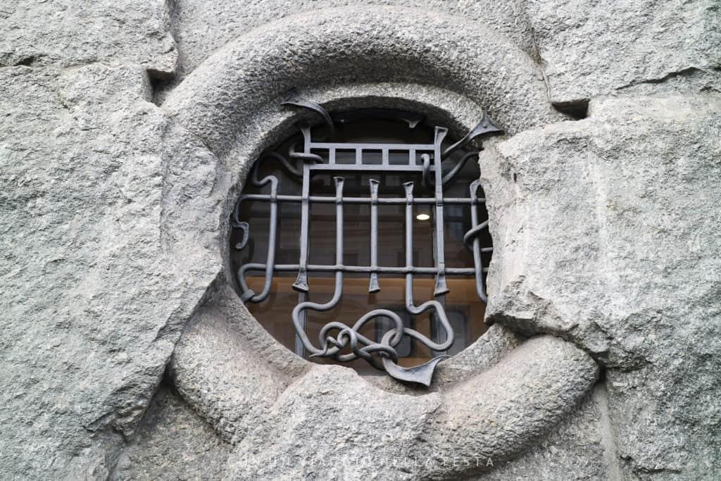 milano liberty-Palazzo Castiglioni