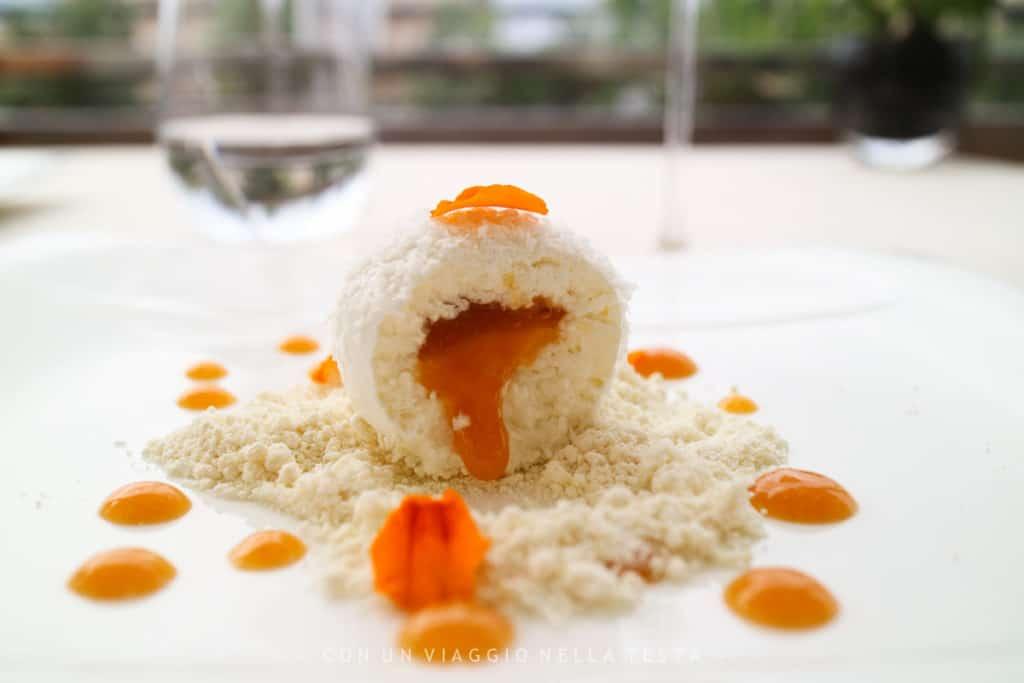 ristorante aroma roma dessert
