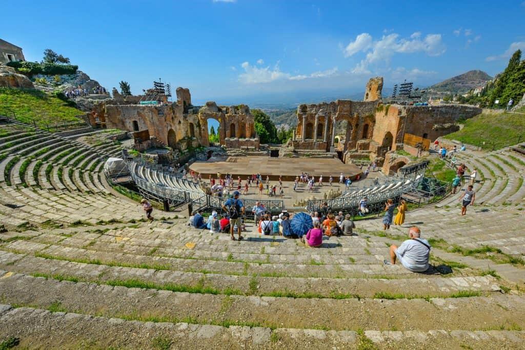 vacanze in sicilia taormina