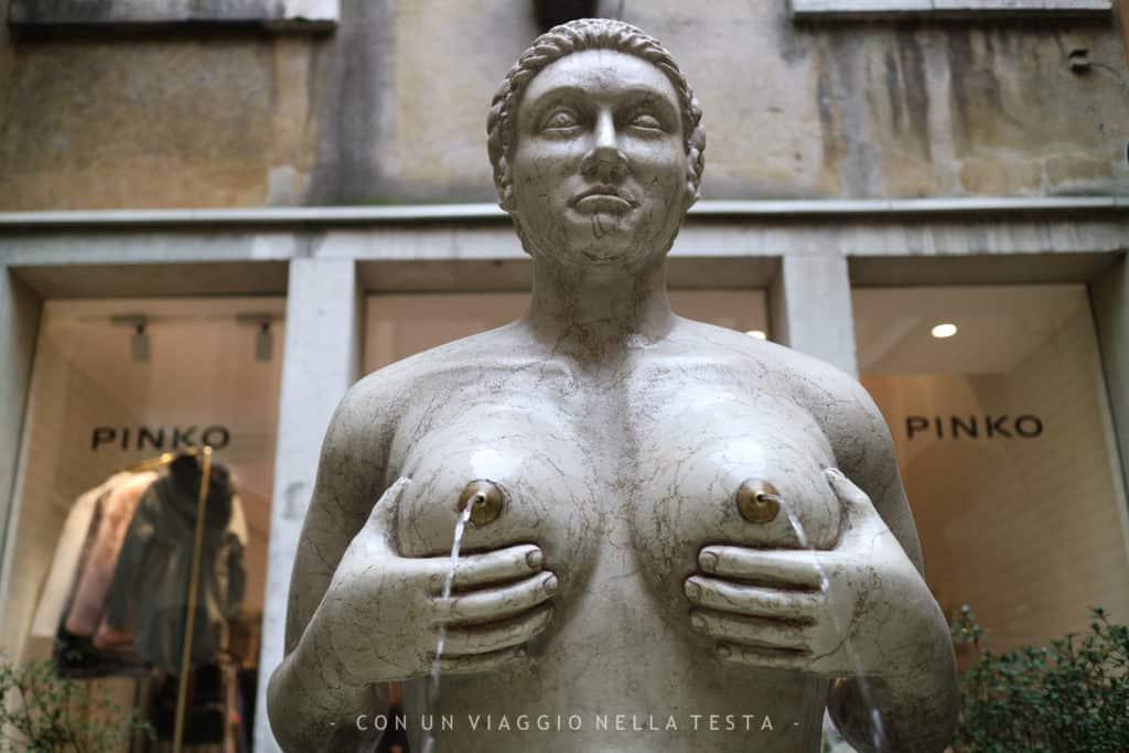 visitare treviso e dintorni fontana delle tette treviso
