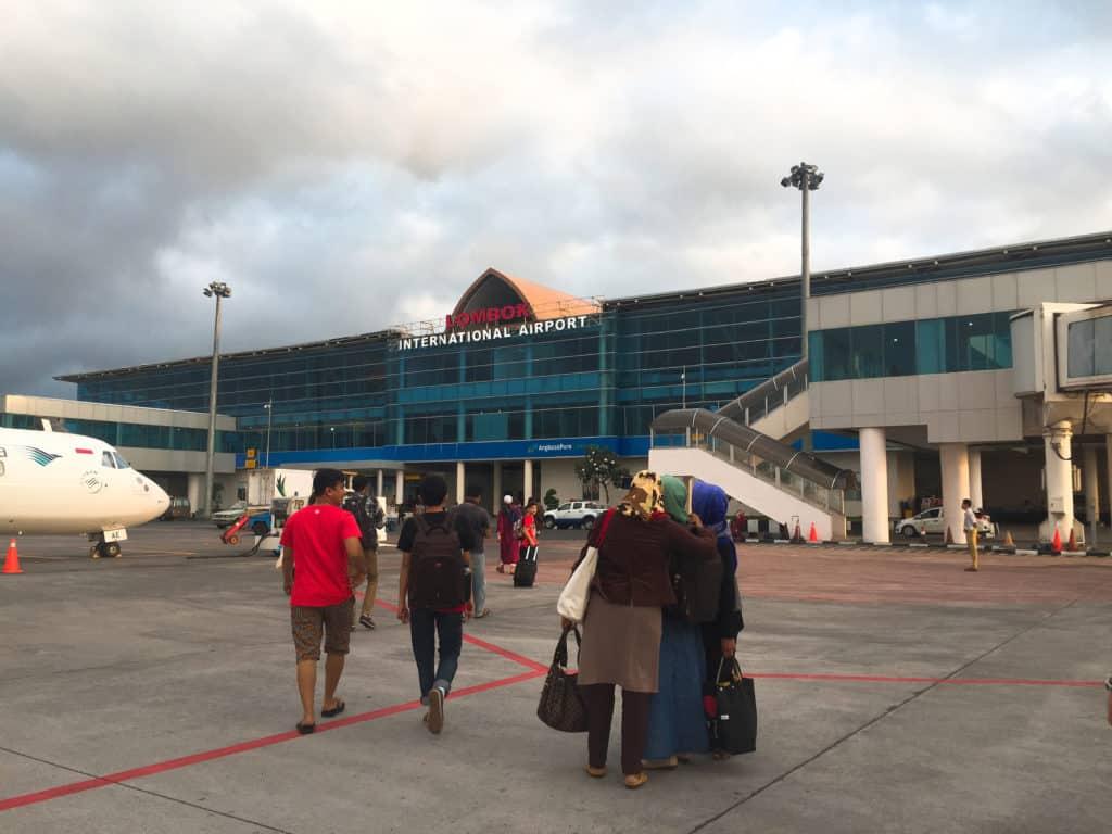 come arrivare a lombok aeroporto internazionale