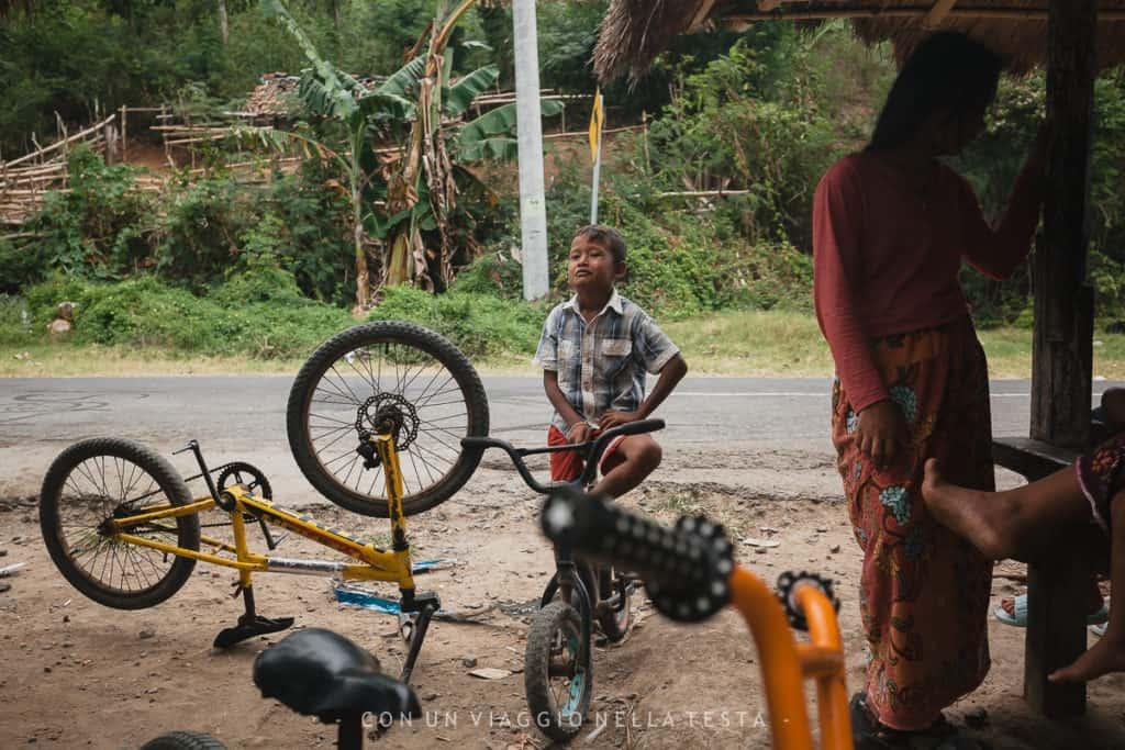 visitare lombok