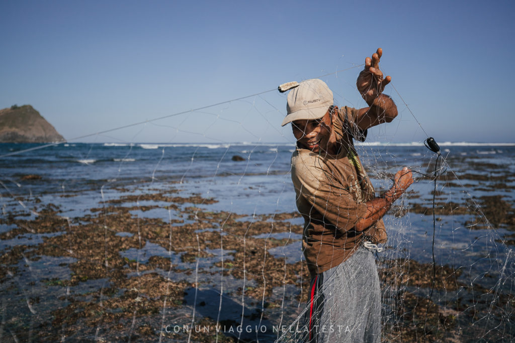 visitare lombok pescatori