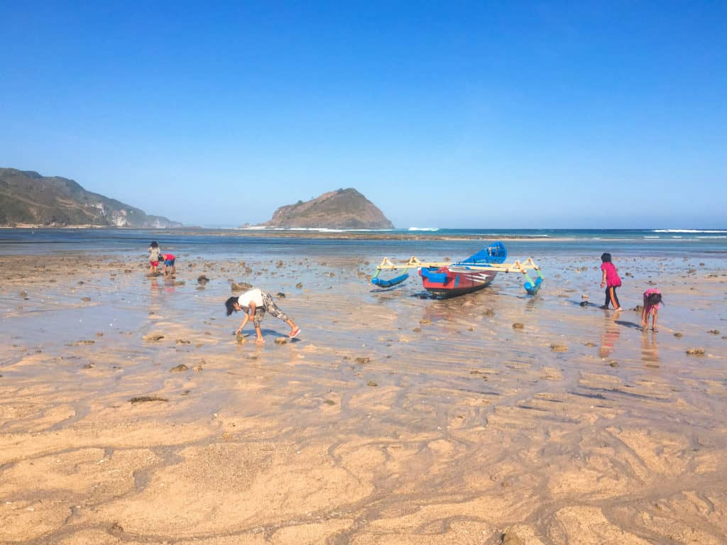lombok spiagge are guling