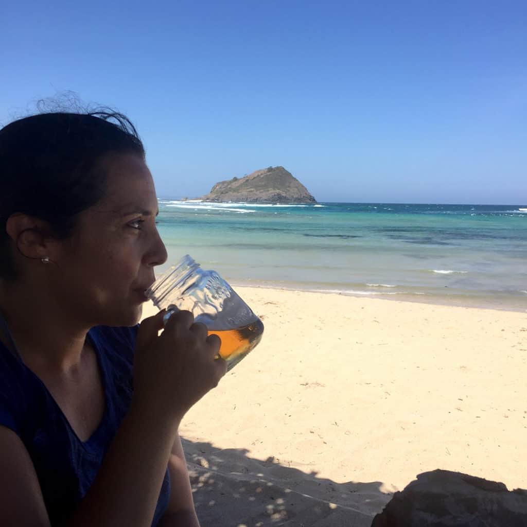 spiagge lombok are guling