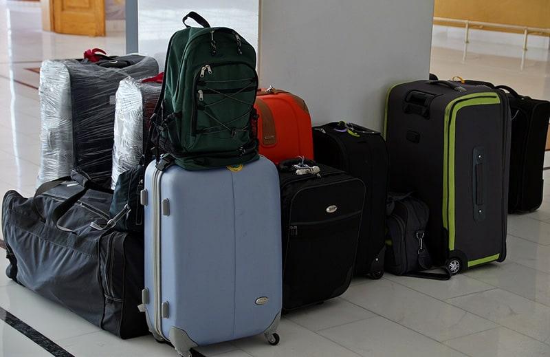 bagaglio a mano aereo liquidi
