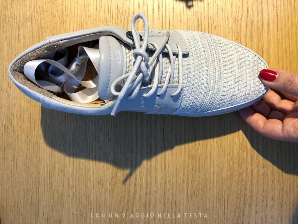 Fare shopping a Rotterdam scarpe vico