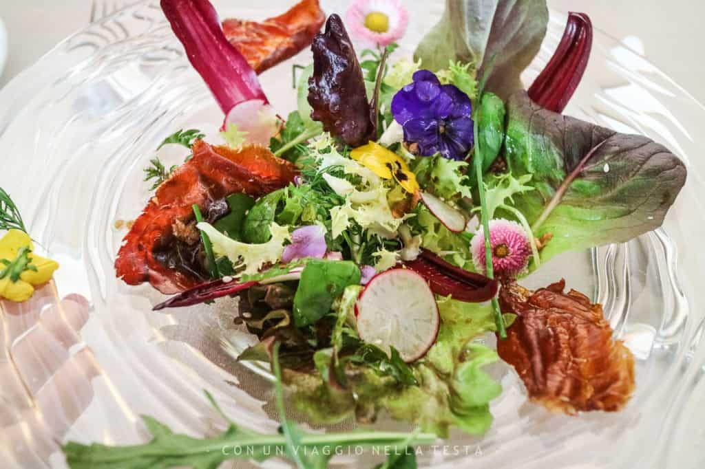 Auberge de La Maison insalata