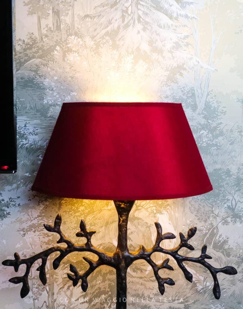 Auberge de La Maison lampada