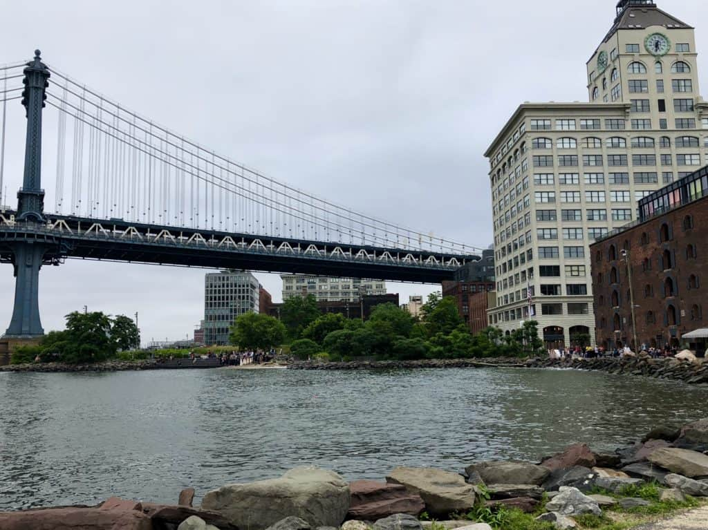 cose da fare a new york in estate DUMBO