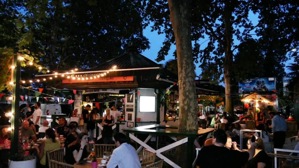 Chiringuito San Siro, l'estate a Milano
