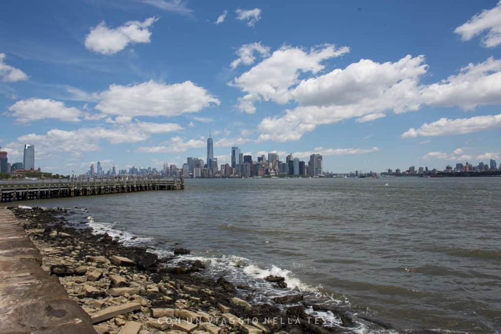 cose da fare a new york in estate liberty island