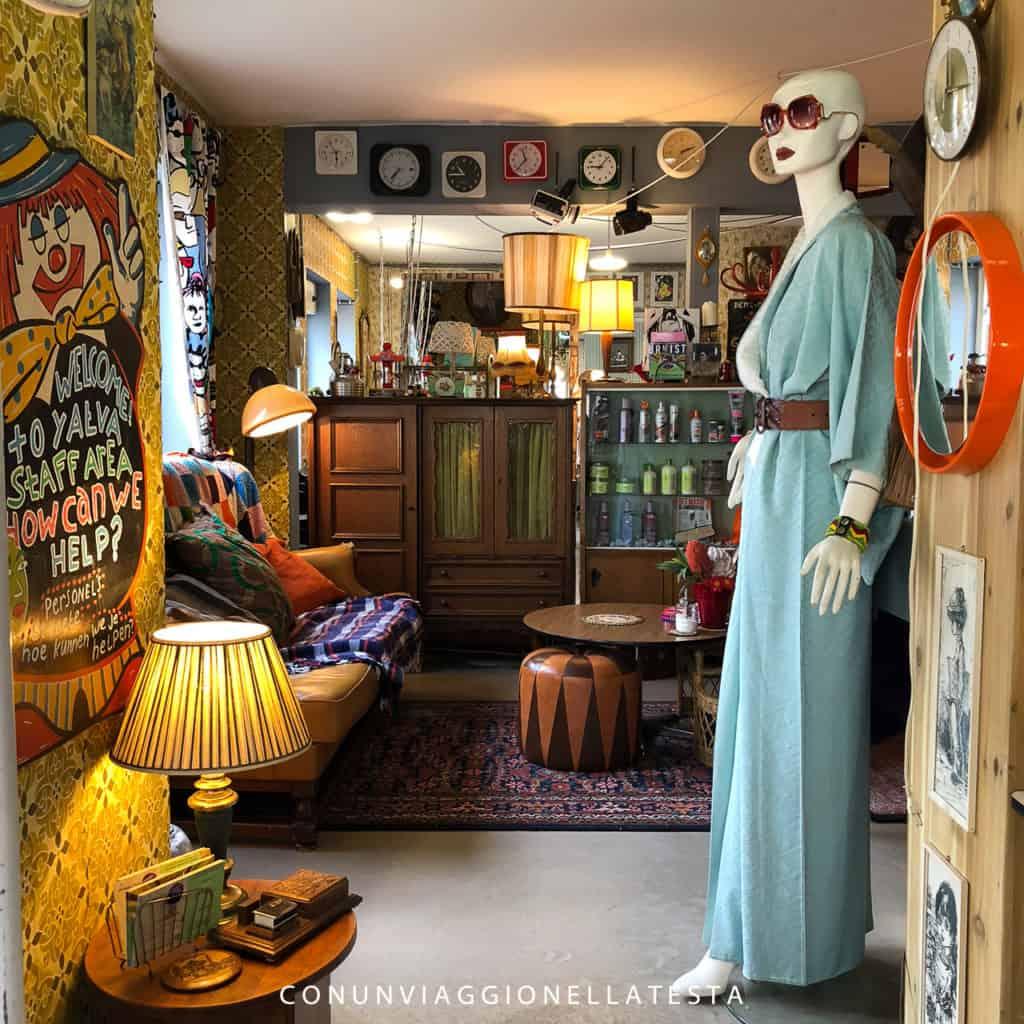 eindhoven cosa fare Negozietti vintage in Westside Store