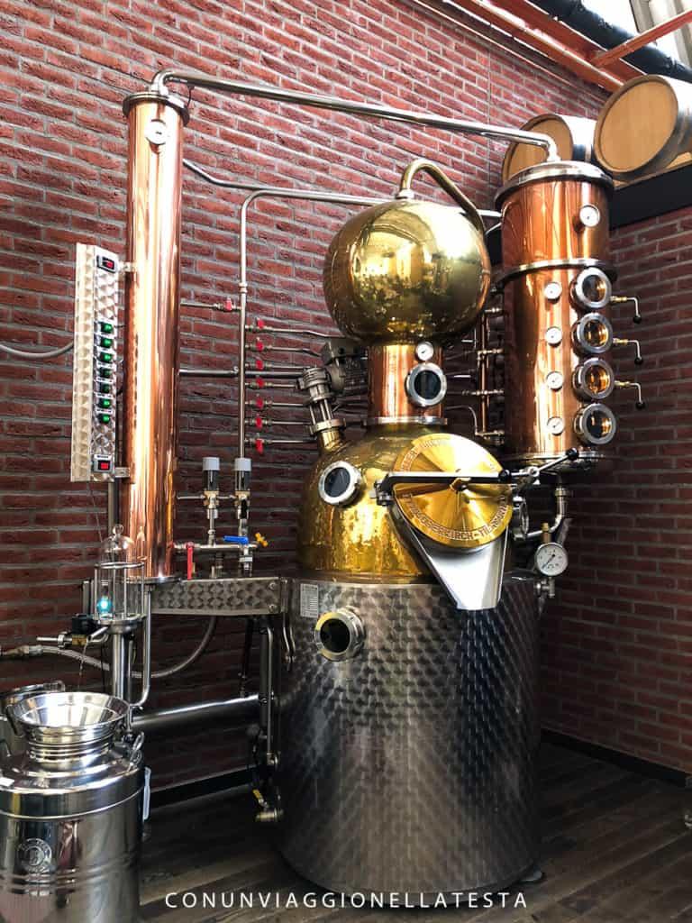 eindhoven cosa fare bottle distillery