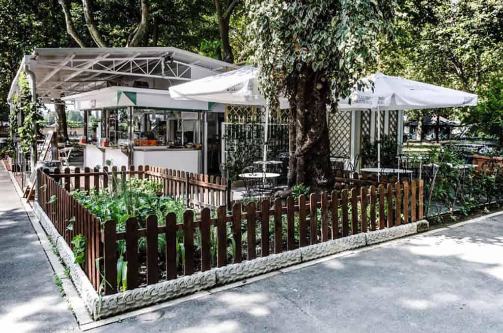 Ortobello Hamburger & Joy, un angolo verde a Milano