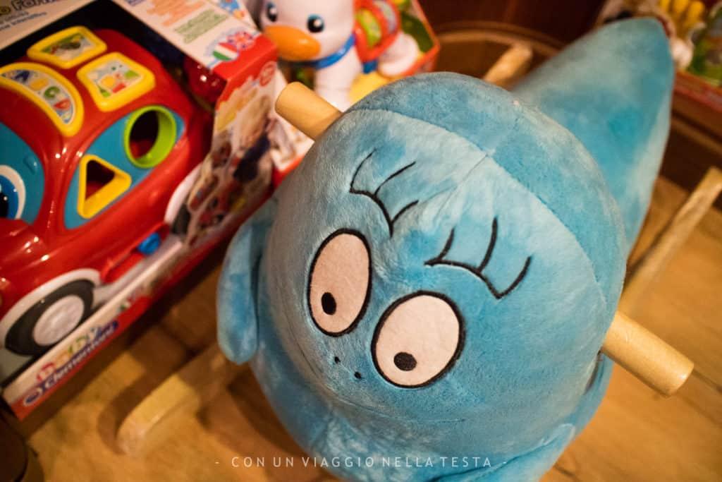 negozio di giocattoli a Milano centro nano blue