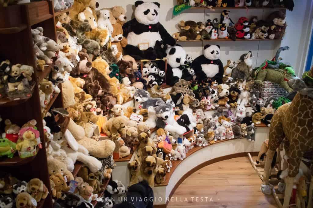 negozio di giocattoli a Milano centro