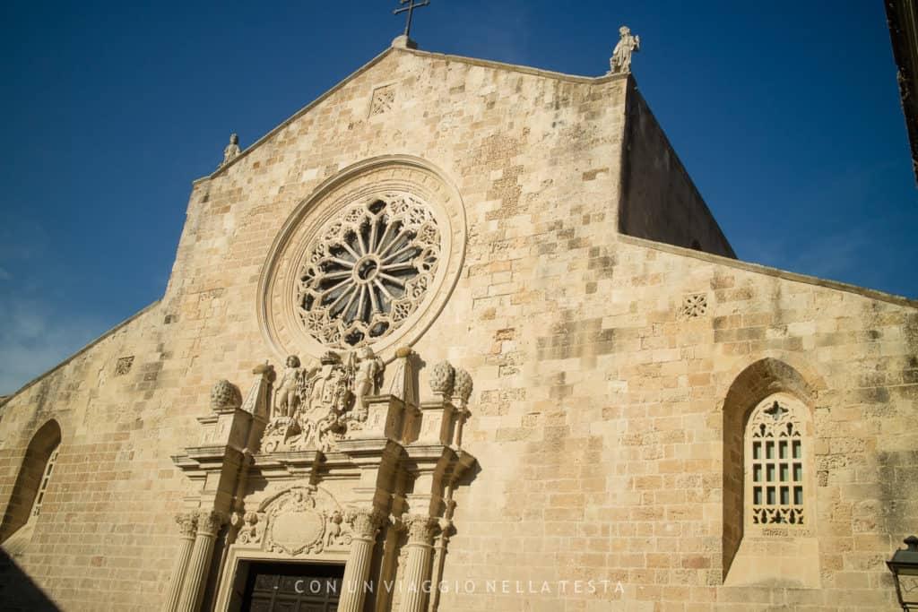 vacanze in puglia cattedrale di otranto