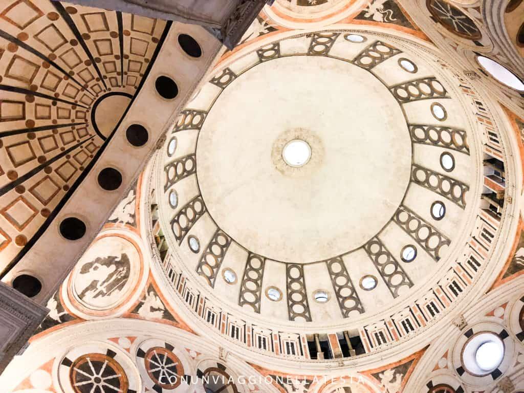 La tribuna di Santa Maria delle Grazie