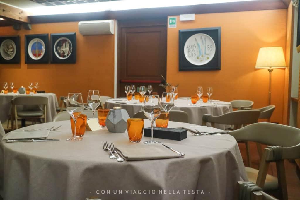 Hotel Là di Moret Ristorante Il Fogolar Udine