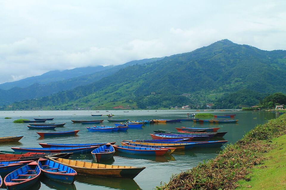 Tra le tappe da non perdere in Nepal, Pokhara