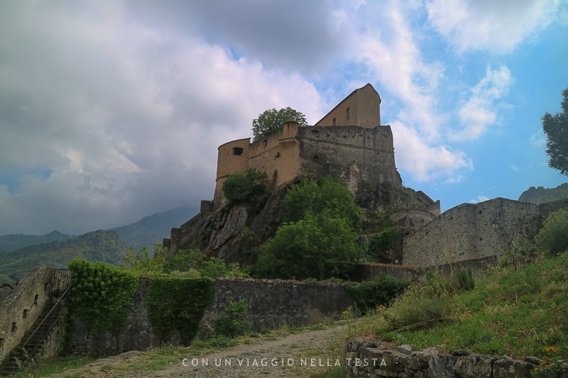 corsica on the road il castello di corte
