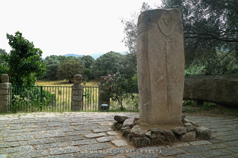 corsica on the road megalite di filitosa