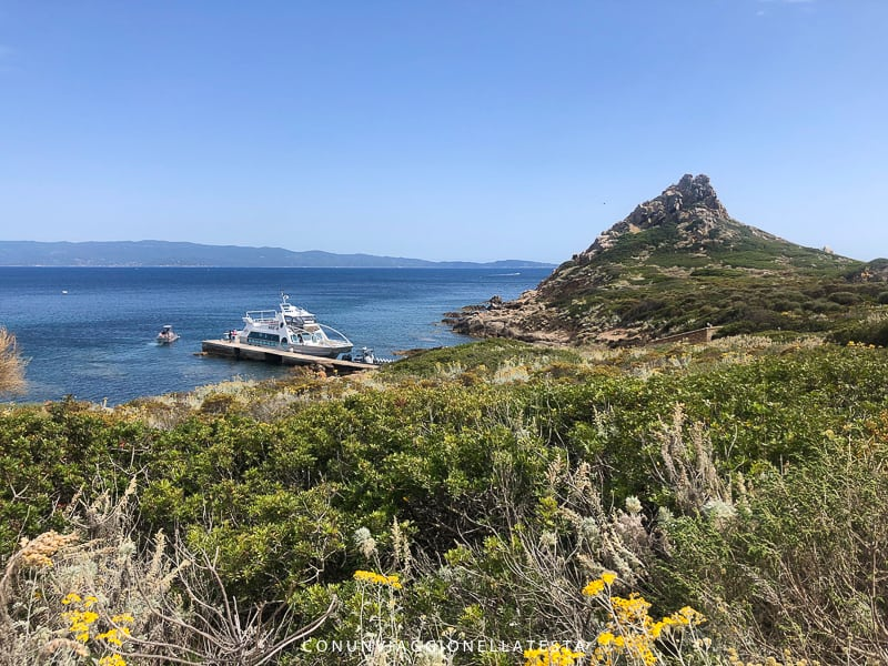 corsica isole sanguinaire